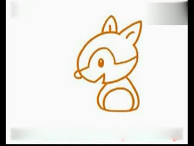 幼儿画画入门教程_画画大全  儿童初级画画入门图片-儿童画画教学步骤