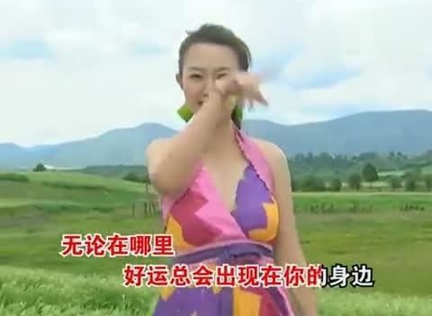 2014年新年歌曲 卓依婷-新年快乐(超清无印版)