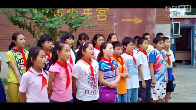 《我是小小志愿者》青岛新世纪学校五年级二班