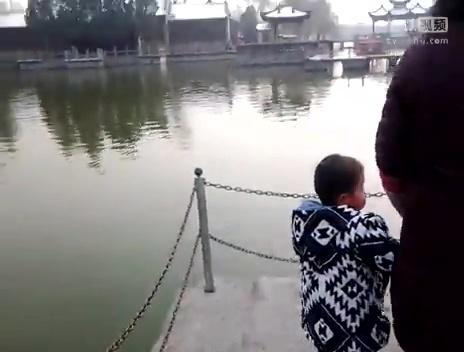 20140213百泉湖风景区旅游