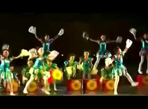 小可爱》第三届小荷风采幼儿少儿舞蹈大赛
