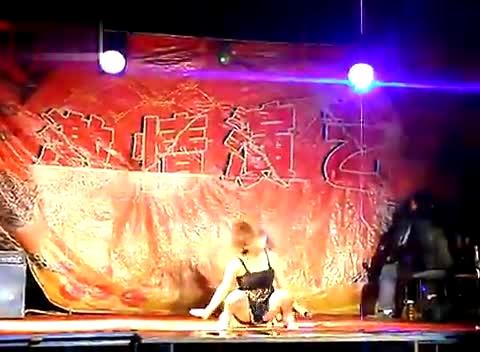 各地农村庙会歌舞视频