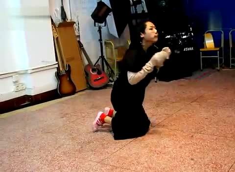 广州市艺术学校影视表演(戏剧表演)专业 表演课动物模仿