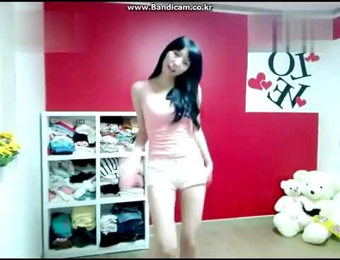 韩国美女主播 性感热舞诱惑