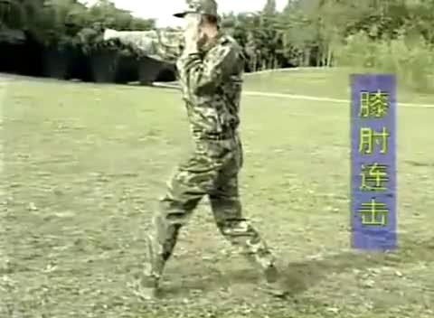 2013年mma综合格斗术教学视频