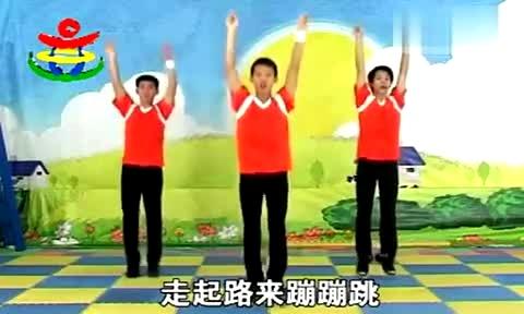 幼儿舞蹈 林老师的舞动世界《精彩》图片
