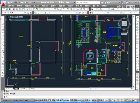 欧式客房材质-室内设计中级高级视频自学室内设