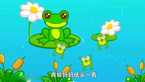 小蝌蚪找妈妈素材