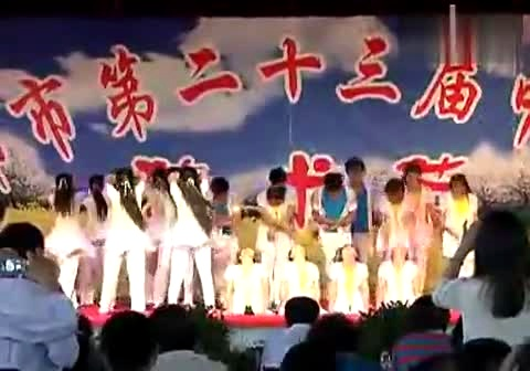 中学生舞蹈《一起走过的日子》图片