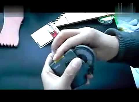 绑钩器使用方法图解:电动绑钩器视频:电动绑钩器使用