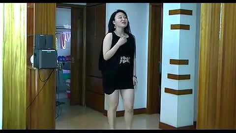 【7 k】美女性感热舞在家自拍