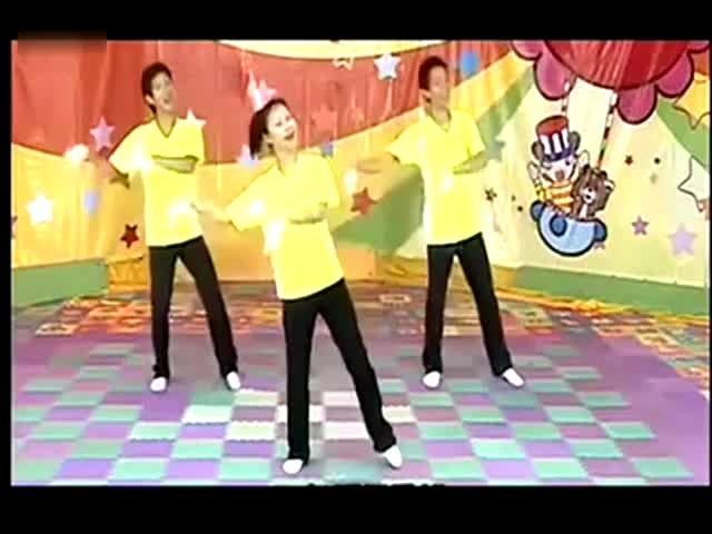 少儿舞蹈视频大全 林老师幼儿舞蹈教学
