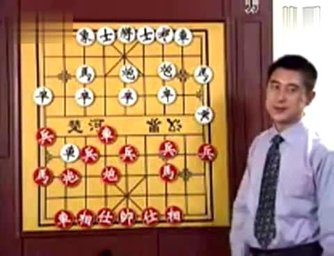 中国象棋组杀绝技 天地炮-大列手炮(二)图片