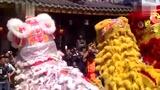 潮州市潮安区东凤镇昆江乡2014年正月二十一迎老爷精彩片段