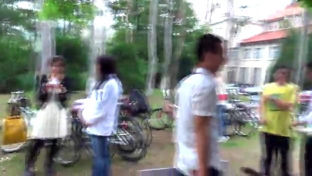 厦门大学2012级电子科学系花絮