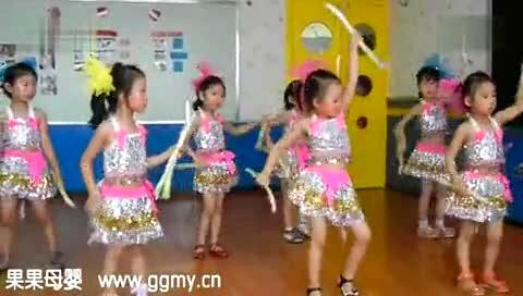儿童舞蹈 《甩葱歌》