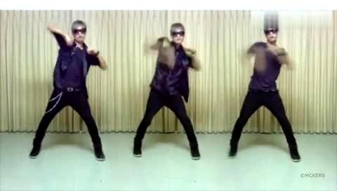 要疯了 舞蹈模仿版-模仿翻唱