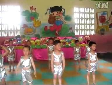幼儿园 庆祝六一 幼儿舞蹈  幼儿歌曲 房县高塘小星星 幼儿园2013年