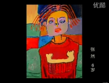 杨景芝老师教画画08画爸爸妈妈