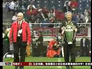 亚洲首演平局收场 红魔体验红宝石硬度