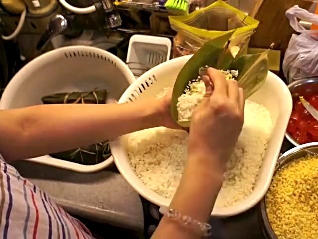包粽子的方法与步骤-360视频搜索