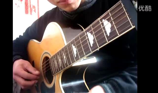 千本樱崔冠可吉他谱分享