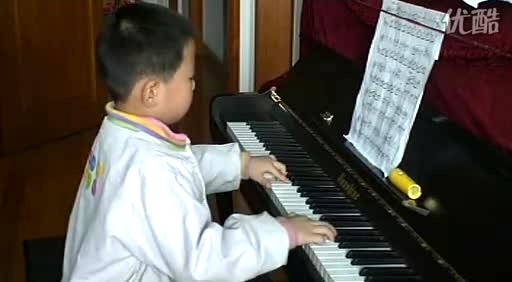 茉莉花钢琴曲