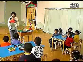 幼儿园小班纸工活动优视频质课展示《笔宝宝跳舞》