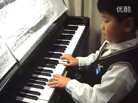 北风吹 钢琴谱