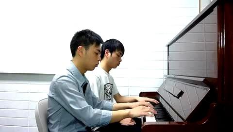 Five 五步曲 钢琴版-模仿翻唱