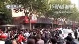 现场:南京一彩票点发生抢劫凶杀案