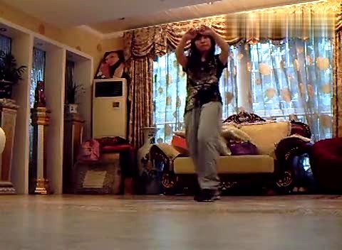 Nu ABO 舞蹈模仿-模仿翻唱 f(x) (fx)