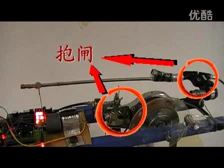 河北省机械创新设计大赛作品之高层火灾连续逃生装置