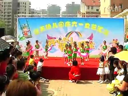 幼儿舞蹈背景