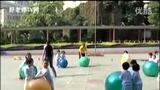 小班体育《 滚球追球》幼儿园优质公开课