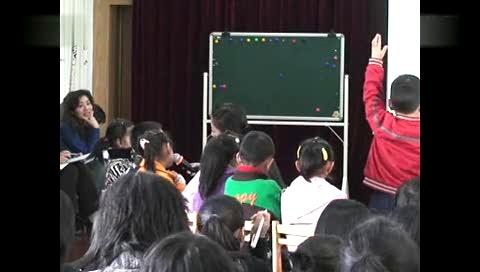 应彩云老师的经典大班数学活动