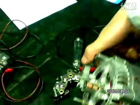 柴油交流发电机接线图