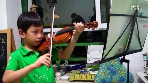 巴赫g大调小步舞曲小提琴谱子分享展示