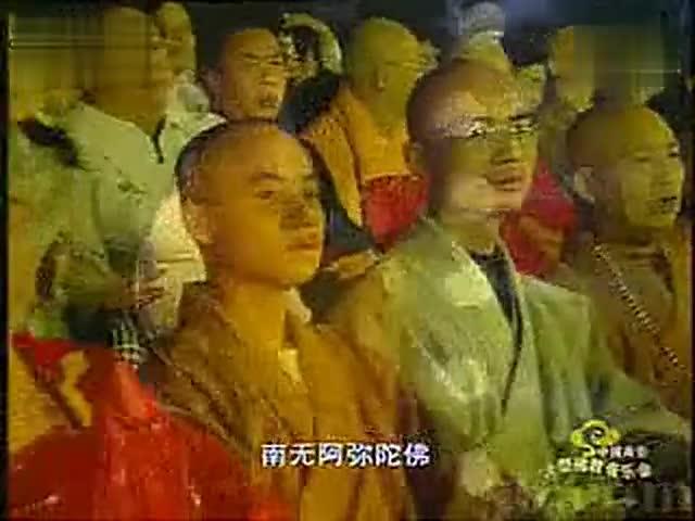 李娜/收起佛教歌曲 李娜出家后第一次演出