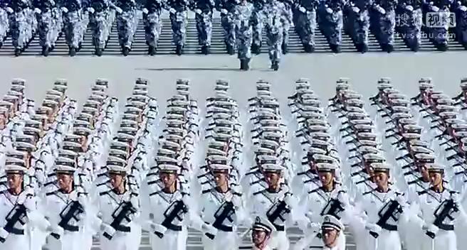 2009年國慶60周年大閱兵 高清-0005