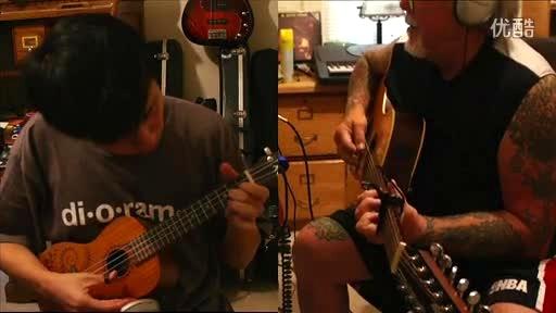 卡农canon 乌克丽丽ukulele