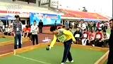 上海是特奥滚球赛嘉定举行 110512 体育速递