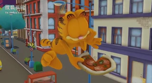 加菲猫的幸福生活第11集
