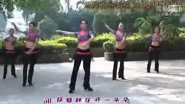 简单易学的集体舞蹈