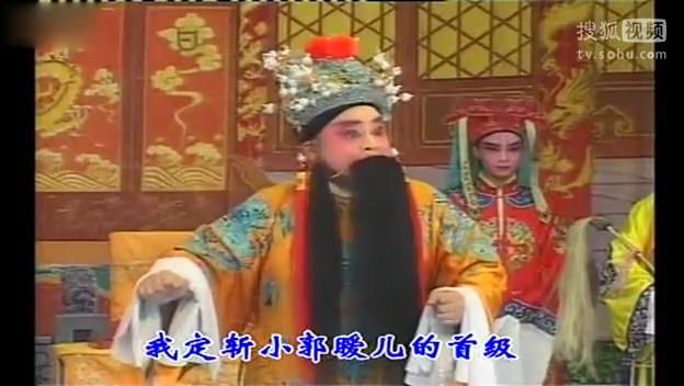 豫剧红脸王豫剧打金枝选段 小小郭暧太无理 刘艺河