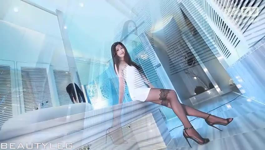 腿模杂志社beautyleg性感美腿vicni