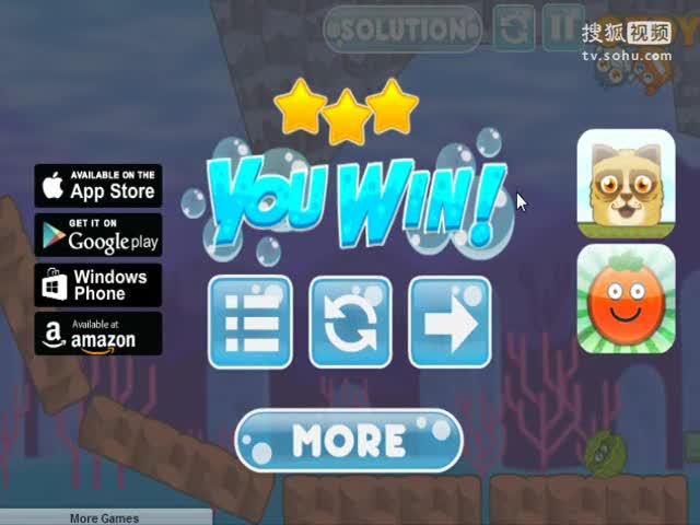 海洋动物大营救第24关-2144游戏