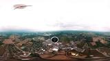 360 VR - 飞向太空边缘