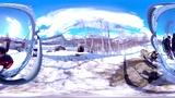 挪威纳尔维克北极动物园VR:萌宠爱好者勿入,这里是北极悍兽的天堂