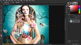 Photoshop CC 2015入门教程-套锁工具组